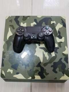 Ps4 slim. camo edition. 1 tb. 110v