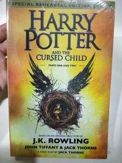🚚 Harry Potter whole set (8books)