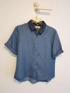 Bench Blue Polo
