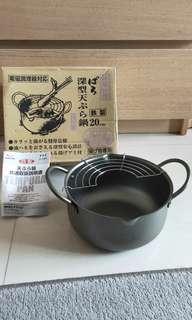 日本製KOHBEC油炸鍋20CM