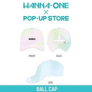 WANNA ONE BALL CAP