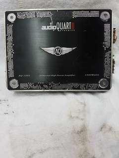 Hight power amplifier 1500watts