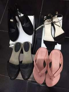 Take all shoes & sandals