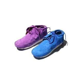 WTB 徵收 visvim FBT lattice 紫 purple