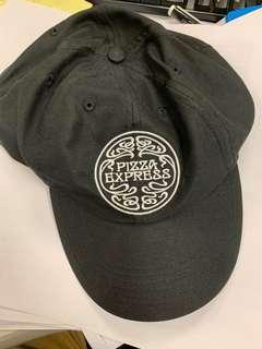 全新Caps帽 Pizza Express 黑色