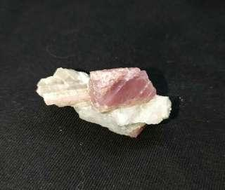 [水晶奇石] 天然紅碧璽 原石
