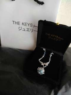 The key jewelry japan necklace