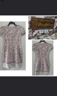 Dress batik simple