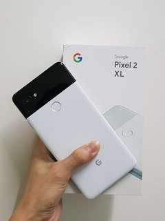 Google Pixel 2 XL 64G Panda 🐼