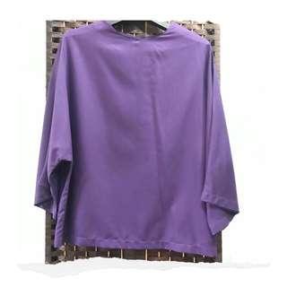 She Dazzle Top Purple