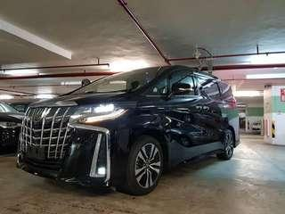 Toyota ALPHARD SC