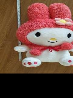 Assorted branded stuffed plush soft cuddly toys
