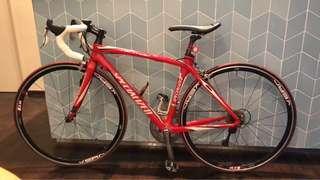 Specialized Tarmac XS road bike