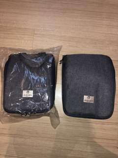 Aigner MAS Business Class Airlines Bag