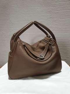Genuine Cowhide Leather Fashion Handbag
