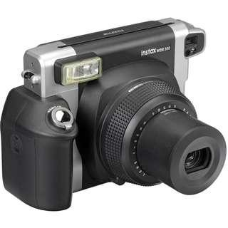 Rental of Fujifilm Instax Wide 300 (renting)