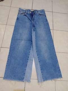 Bershka Vintage Denim / Jeans