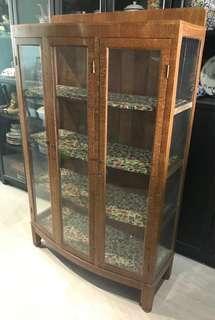 (Sold) Teakwood Cabinet