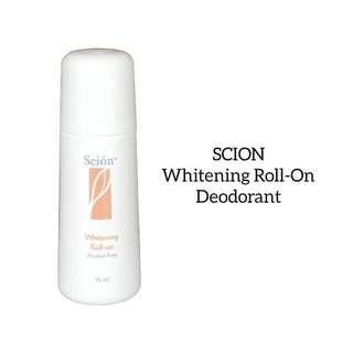 Scion Whitening Roll-On