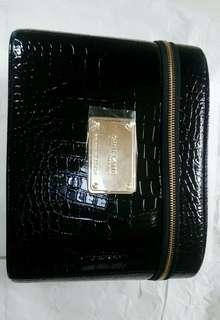 preloved tas kosmetik cosmeticts hard bag beauty makeup cantik perlengkapan asesoris