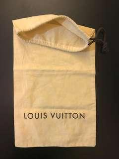 LV dust bag