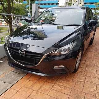 🚚 Mazda 3