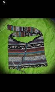 Tribal Fabric Sling Bag (2 pcs)