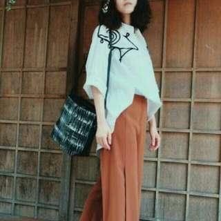 🚚 Dress code正韓個性前短後長白襯衫(男女皆可)dresscode