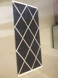 H&M Two Tone Reversible Area Rug