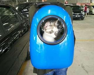 Back pack kucing