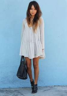 ONE TEASPOON Babydoll Dress