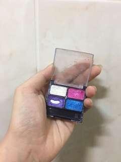 🚚 紫色粉色眼影