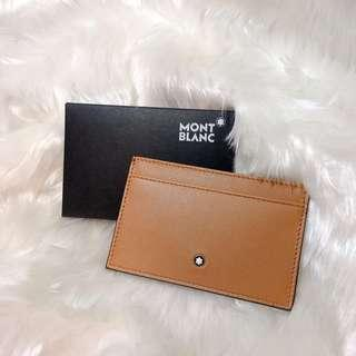 Montlanc card holder 萬寶龍卡片套 prada
