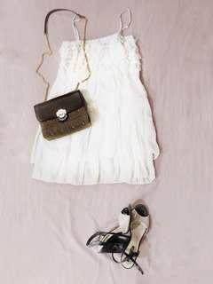 White dress ✨
