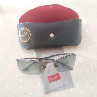 Ray-Ban 3186 with grey lenses
