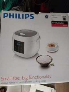 philips 4人份微電腦電子鍋