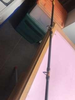 Carlstar 6ft fishing rod