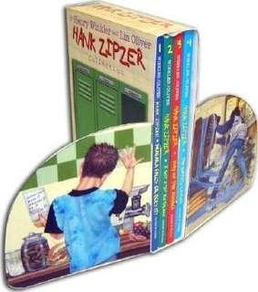 Hank zipzer 得獎小說 the collection 4 books
