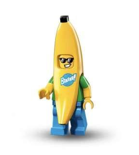 LEGO Minifigures Series 16 Banana Man