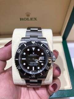 劳力士Rolex 116610ln
