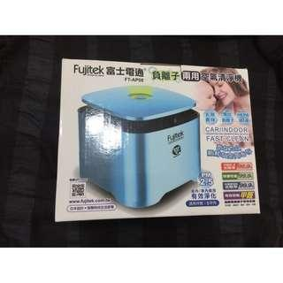 🚚 富士電通-負離子兩用空氣清淨機FT-AP08