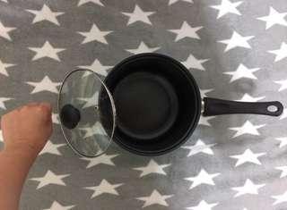 🚚 BLACK HAMMER 義大利 晶粹單柄牛奶鍋BH-EP20SP(藍)