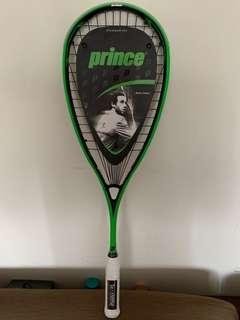 Prince pro beast squash racket BN