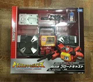 🚚 Transformers Legends LG27 Blaster