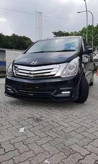 Kereta Sewa Hyundai Starex