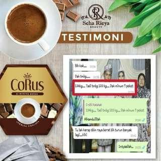 Corus Coffee Detox