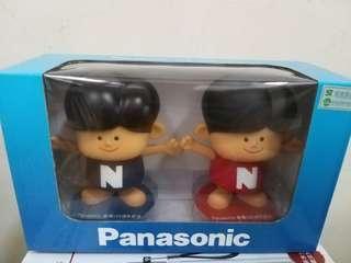 🚚 Panasonic 公仔
