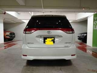 Kereta Sewa Toyota Estima