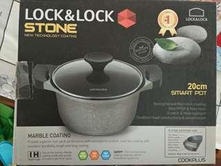 Lock&Lock Stone 20cm Smart Pot