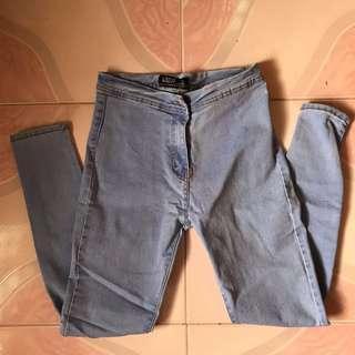 ANG High Waist Jeans sz 27